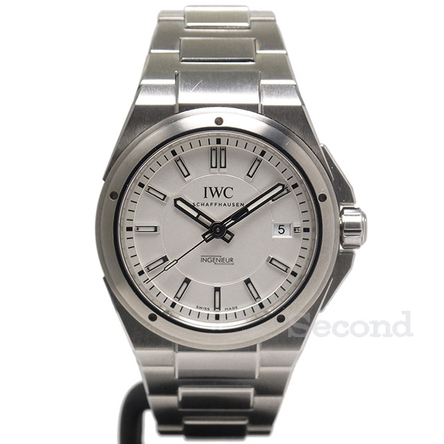 low priced d31ee 503fb IWC インヂュニア IW323902 (USED)|セコンド(Second)