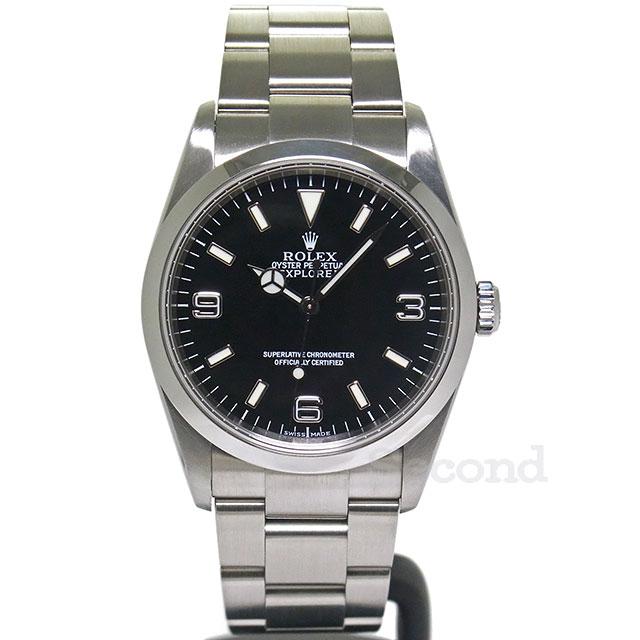 new concept 89098 00007 ロレックス エクスプローラーⅠ 114270 (USED)|セコンド(Second)